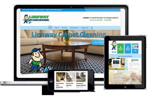 Linnway Carpet Cleaning Website