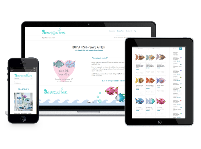 Seasodies ~ Mobile Storefront