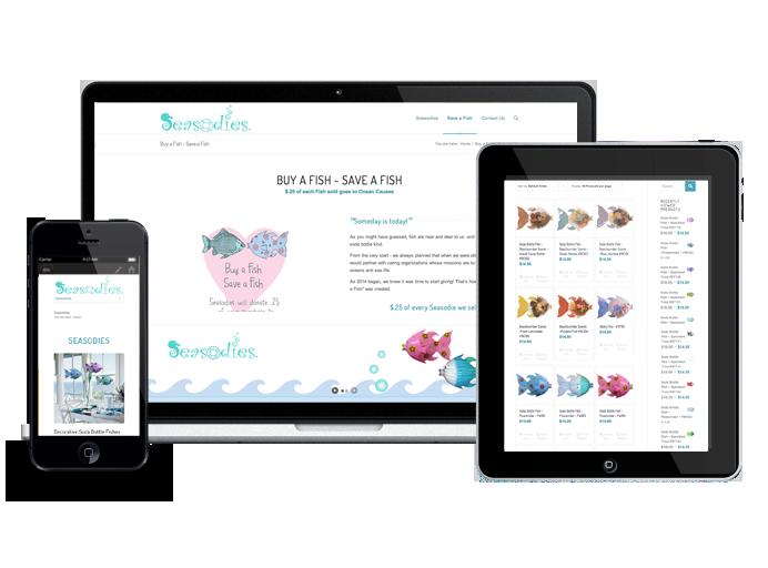 Seasodies ~ Mobile Storefront