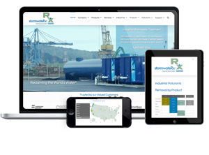 StormwateRx Website