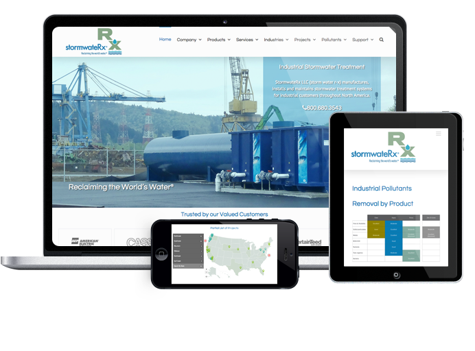 StormwateRx Website